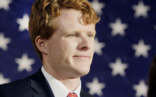 Joseph Kennedy III, the grandson of the late Bobby Kennedy, has announced that   he is running for Congress, a move that could be the first step to restoring   America's most famous political dynasty's place in Washington.