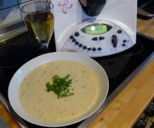 Rezept Steinpilzsuppe von Wasmixtdu - Rezept der Kategorie Suppen