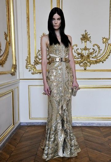 Givenchy | Paris Haute Couture Fall 2010