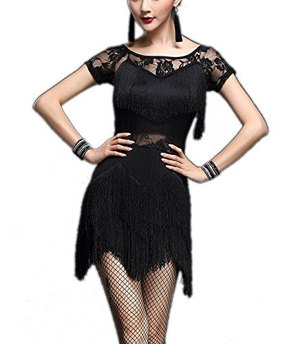 New Whitewed Short Sleeve 1920's Jazz Gatsby Evening Tango Competition Dancewear online. Find great deals on KOH KOH Dresses from top store. Sku yepr52015ongx93625