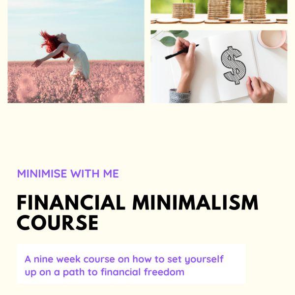 Financial Minimalism Course (Pre-Order)