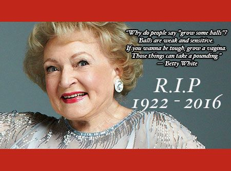 America is mourning the death of the last 'Golden Girl' as reports were justreleased that she died peacefully in her Los Angeles home Monday morning around 10 AM. The actress, who has worked in show business since the 1940s and may be best known for her role as the sweet and clueless Rose