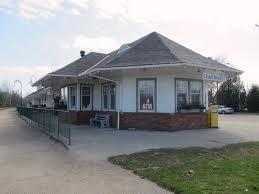 Gravenhurst train station