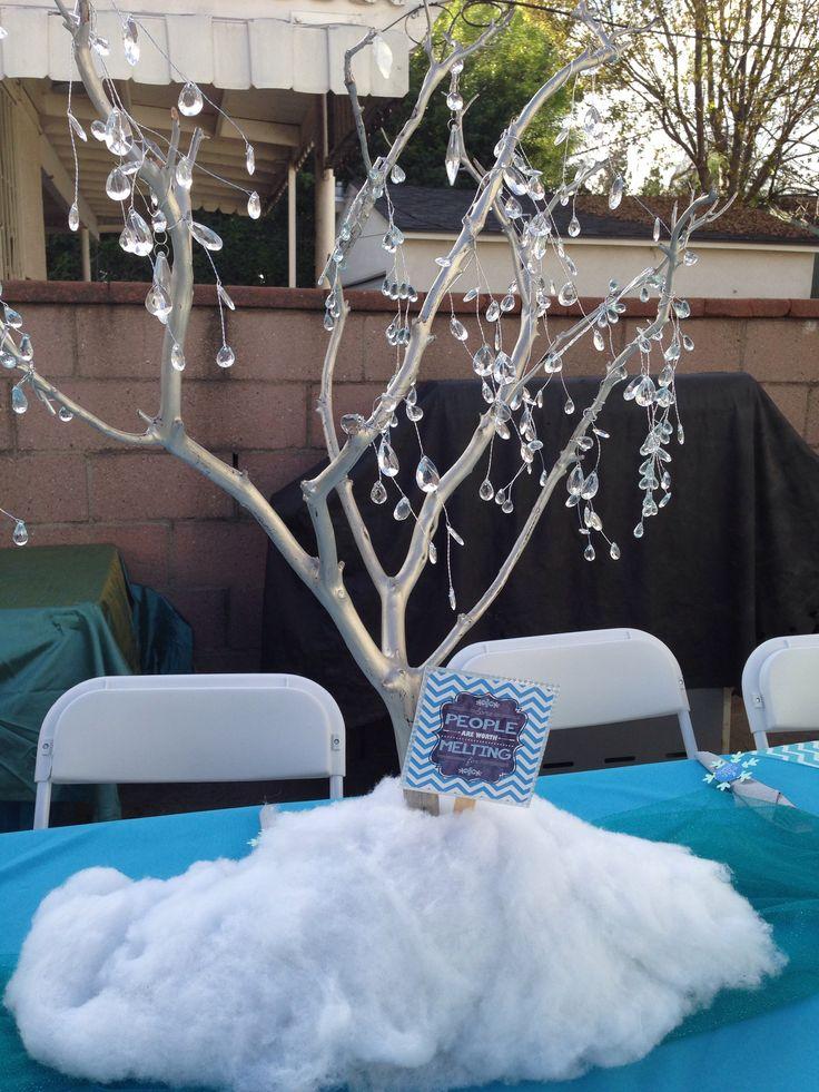 25 Best Ideas About Frozen Theme Party On Pinterest