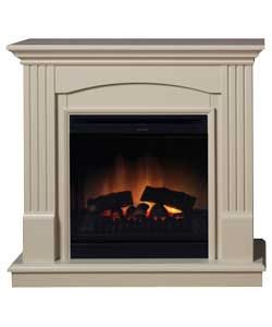 Dimplex Chadwick Complete Electric Fireplace.