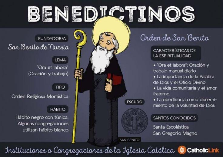 10 tipos de vida religiosa que hacen parte importante de la historia de nuestra Iglesia. Cada una es un camino concreto de santidad.