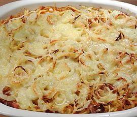 Rezept Spätzle Auflauf Fantasia von Cathys - Rezept der Kategorie sonstige Hauptgerichte