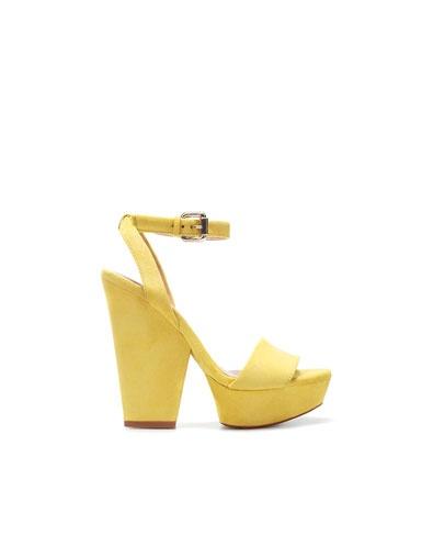 Platform Sandal #r29summerstyle