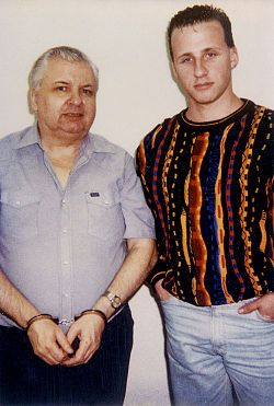 "Jason Moss and John Wayne Gacy, 1994  Jason Moss, an ambitious college student looking to get a jump start on a career in law enforcement, wrote to several serial killers, primarily John Wayne Gacy, who almost killed Jason. From the 1999 Extra episode: ""The fascination (with serial killers) almost cost him his life"". Tragically, Jason did take his own life on June 6, 2006..."