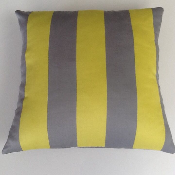 "Shift By Design - property stylists  ""Citrus Stripe"" handmade by Claire Webber. For more info email: webberclaire1@gmail.com"