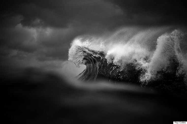 Photographer Ray Collins Sees Waves The Way Youve NEVER Seen Them