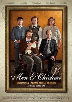 Men & Chicken Film (2015)