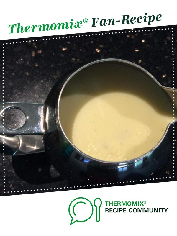 Edmonds White Sauce Recipe Thermomix Recipes Recipes Sauce