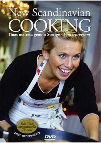 I want one of Tina's cookbooks for my kitchen! New Scandinavian Cooking with Tina Nordstrom