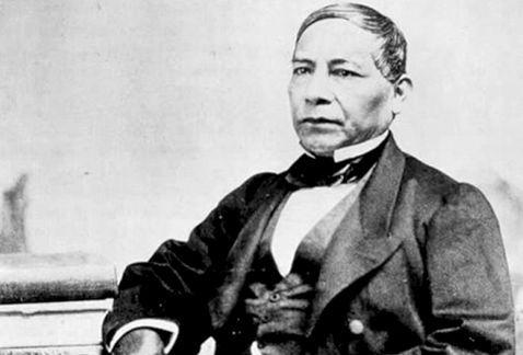Benito Juárez nació en 1806