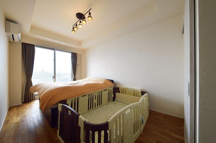 リフォーム・リノベーションの事例|寝室|施工事例No.498無垢の床と珪藻土は子育てハウスのStandard!|スタイル工房
