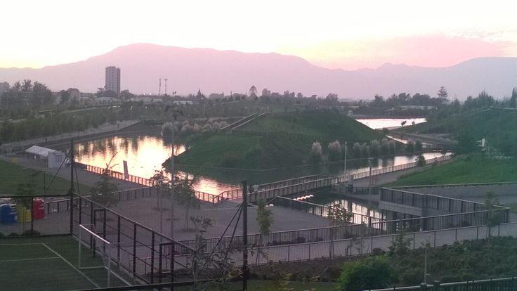 Parque Los Reyes - Fluvial