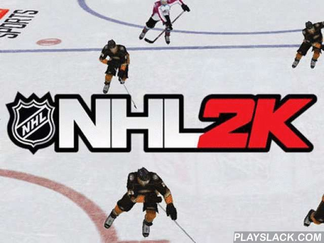 NHL 2K  Android Game - playslack.com , Take part in non-stative hockey matches of NHL championship. Control a hockey player on crystal, make fantastic passes, and attain into opponent's clear. make an expert hockey player occupation in this Android game. contest many hockey games in occupation method gradually increasing your standings and upgrading  your performance. You can also specify your popular team and contest 3v3 non-stative hockey games. Additionally you can contest with your…