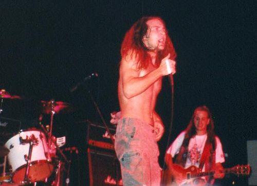 Pearl Jam @ Roseland Ballroom, NYC 1991 - II. Shirtless Sexy Bunny, oh yeah!