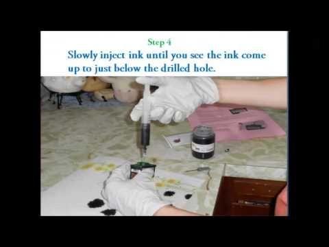 How to Refill Inkjet Cartridges - Store.atlanticinkjet.com