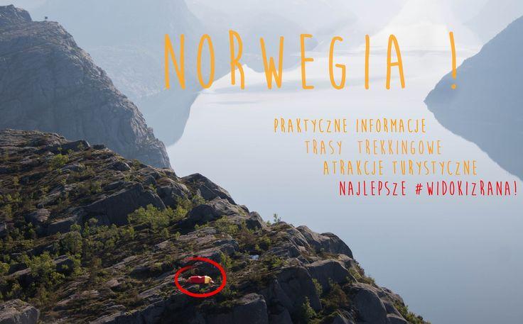 Norwegia praktycznie, czyli garść informacji praktycznych dla planujących wyjazd do Norwegii na własną rękę. Ceny, ciekawe miejsca, które warto zobaczyć