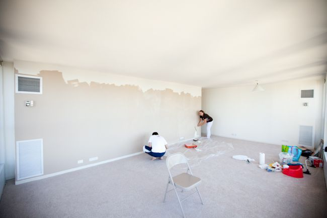 Pittsburgh Paint Color Summer Suede Walls Pinterest
