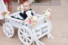 wedding wagons for ring bearer - Google Search