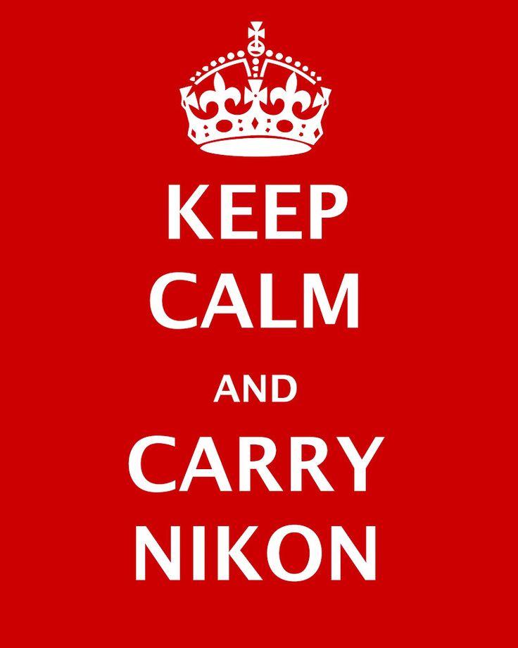 LOVE Nikon! Seriously. Best camera company. Ever. :)
