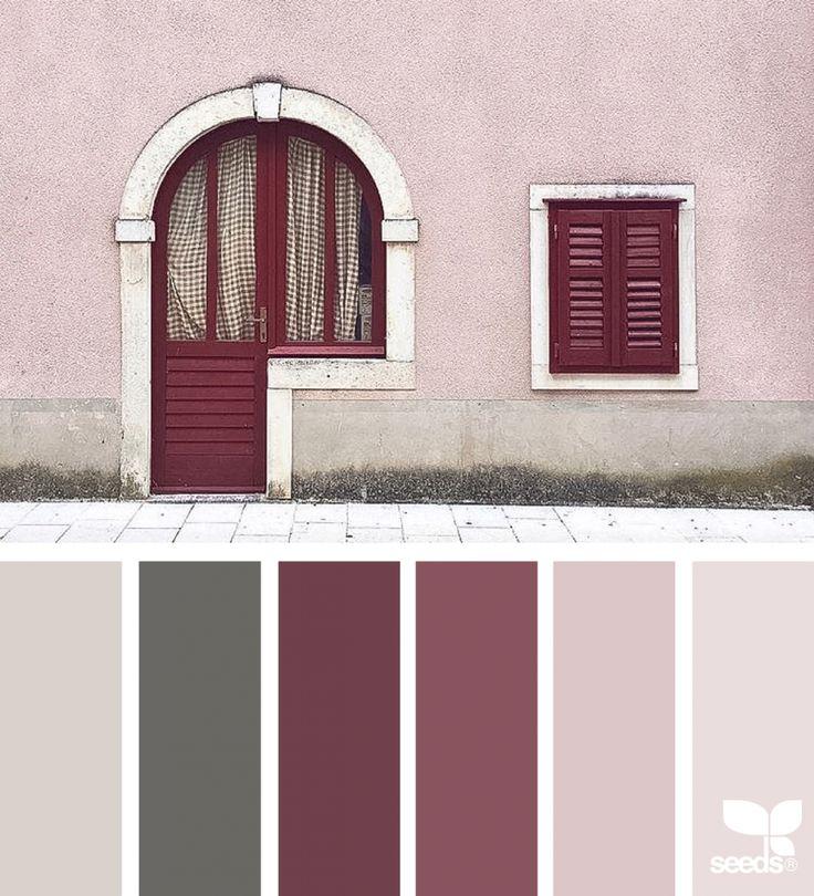 26 Best Mulberry Colour Scheme Images On Pinterest
