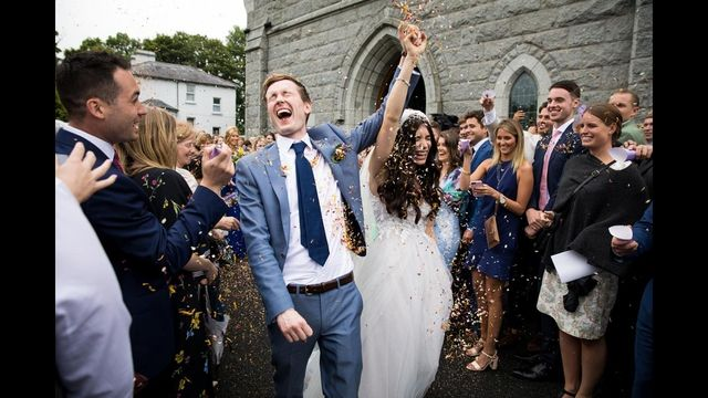 Fergal Mc Grath Photography takes a look back at some highlights from 2017 from Donegal, Sligo and Leitrim weddings and many further afield also - enjoy