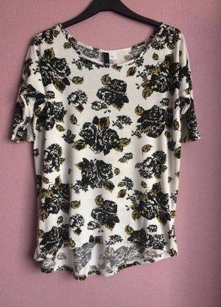 Kup mój przedmiot na #vintedpl http://www.vinted.pl/damska-odziez/koszulki-z-krotkim-rekawem-t-shirty/17161513-koszulka-roze-z-hm-34