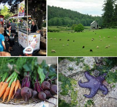 Quick Escape from Seattle: Salt Spring Island, BC