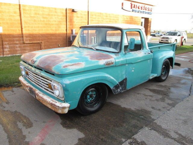 Ford F 100 F100 My Style Pinterest Trucks And Old