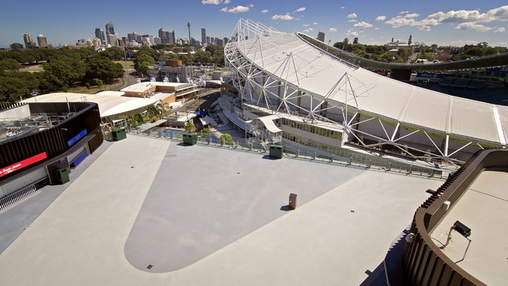 Sika specified on the $200 million upgrade of the Sydney Cricket Ground for Flooring and Waterproofing solutions