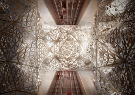 Zaha Hadid unveils sculptural hotel for casino resort in Macau. Read More – http://issuu.com/a.city/docs/specialized_magazine_a.city___6_7/14 https://www.facebook.com/photo.php?fbid=507199856065605&set=a.384383475013911.1073741828.383956825056576&type=1&theater