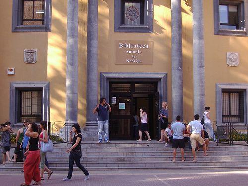 Biblioteca Nebrija UM