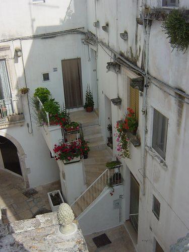 Cisternino Puglia Italia