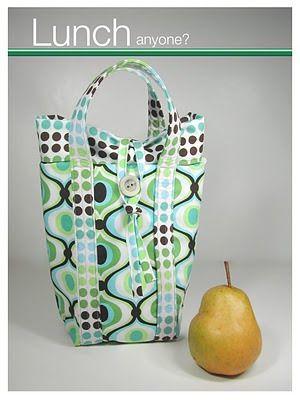 Tutorial sacchetto/borsa porta pranzo