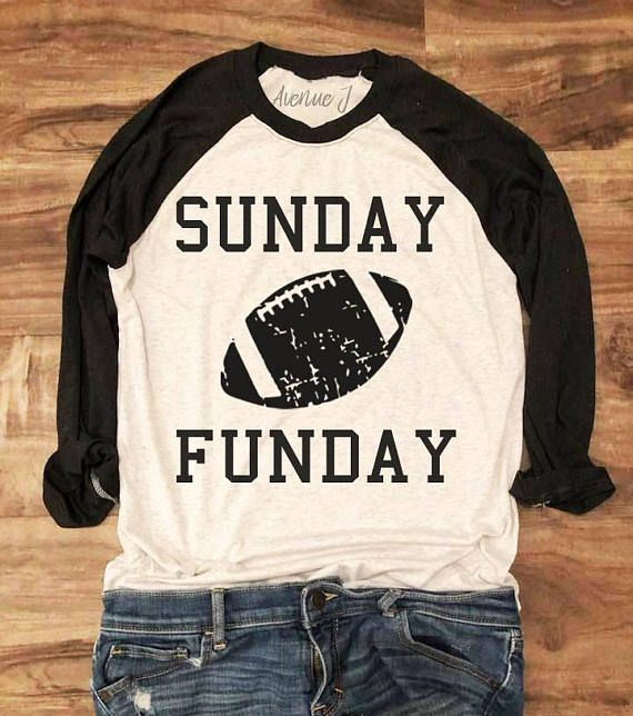 Sunday Funday Football Shirt Sunday Funday Shirt Football