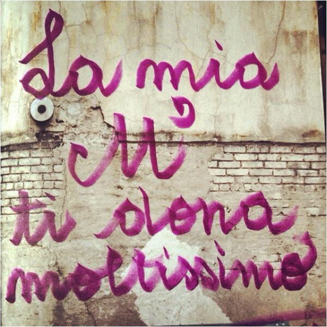 La mia Ù...