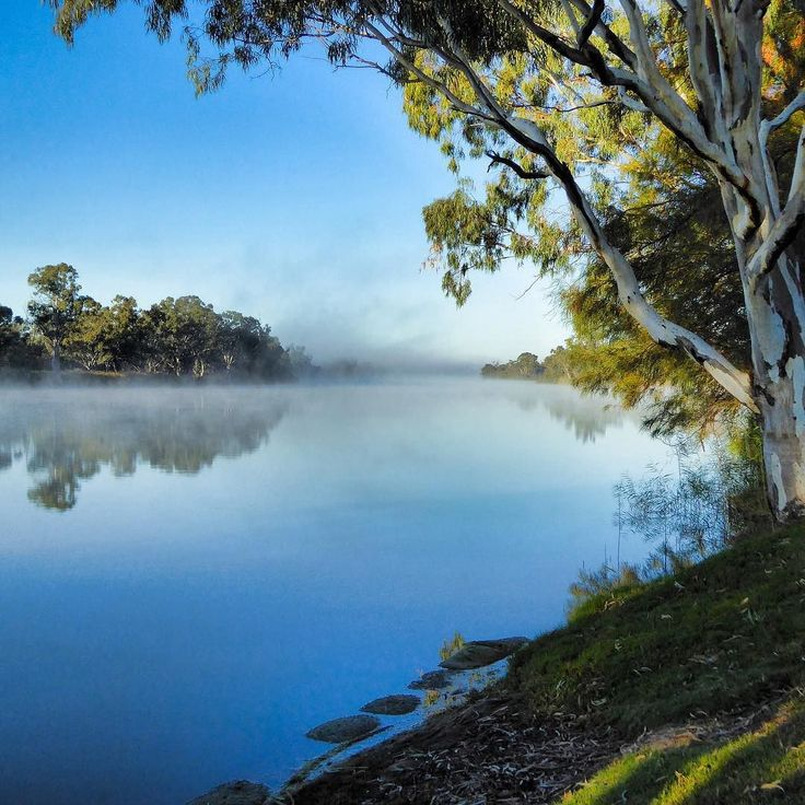 Frosty nights and clear sunny still days.  Perfect Riverland winter weather!  #LoveWhereILive  #Australia #SeeAustralia #southaustralia #RiverMurray #realaustralia #amazing_australia #MurrayRiver #kayaking #canoe #myriverland #south_oz #sagreat #australianLife #ig_australia #myviewsamdb #visitthemurray #nationalparksSA