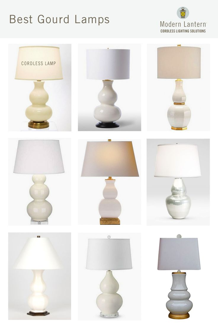 Cordless Lamp Battery Operated Wireless Living Room Design Made