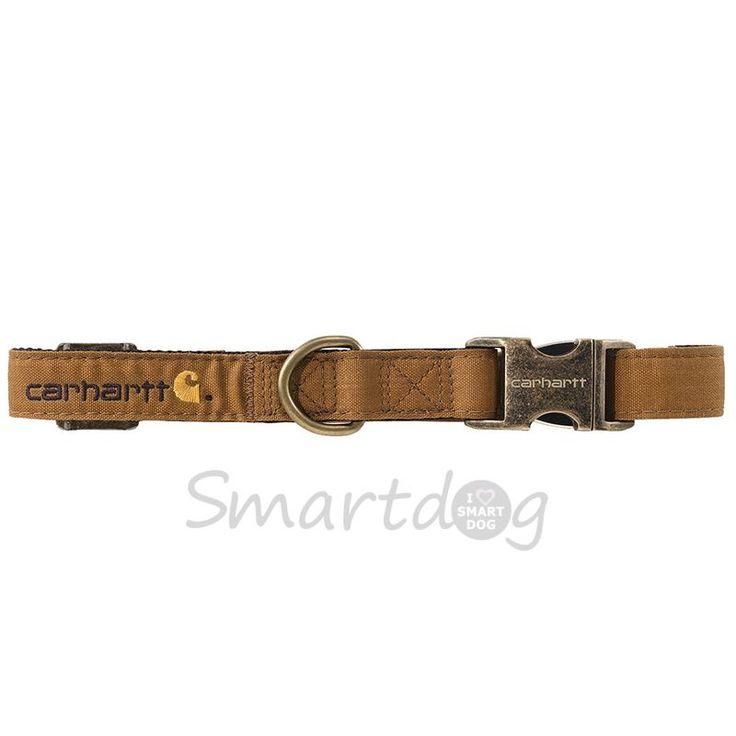 Carhartt Cordura Hundehalsbånd → Hurtig og billig levering