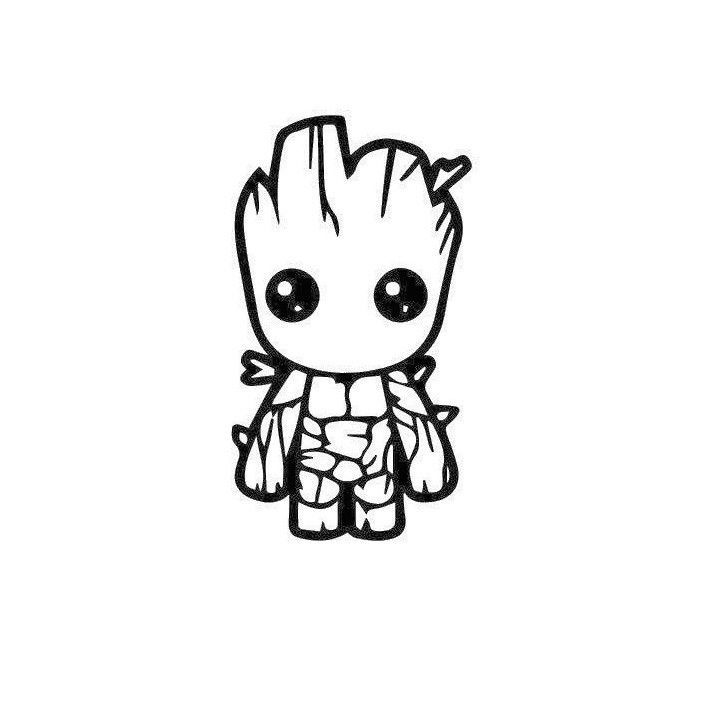 40 Guardians of the Galaxy  Vector Clipart for Vinyl Cutter