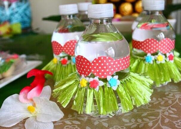 Decoracion Hawaiana Manualidades ~ Infantil Fiesta Hawaiana Decoraciones Fiestas Para Ninas Hawaii  Car