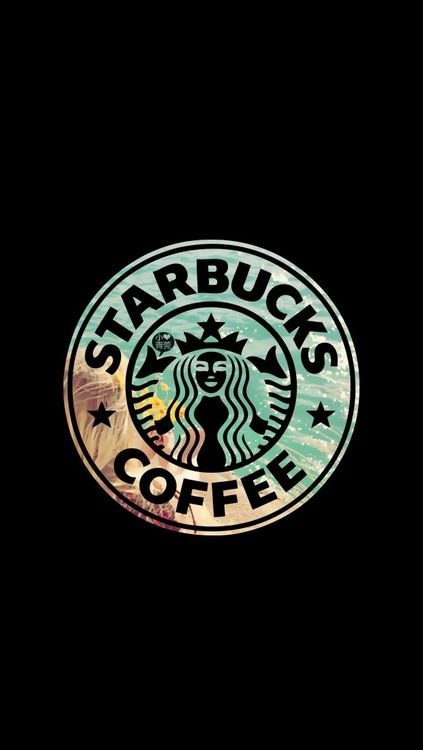 Starbucks iPhone wallpaper