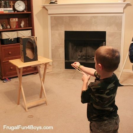 Family Game Night: Minute to Win It One Minute Challenges