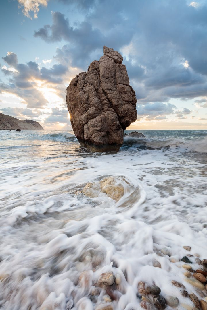 Кипр, пляж Афродиты \ Cyprus, Aphrodite Beach  At the moment, together with Valery Romanov @ rvs2004, we are preparing an article about our trip to winter Cyprus. Since i completely immersed in the analysis of photos from the trip, in sensations and impressions, trying to put it in a coherent story, i decided to publish photos on this topic for some time. I do not know yet whether they will enter the final article, but I will show it here. -----------------------------------------  В данный…
