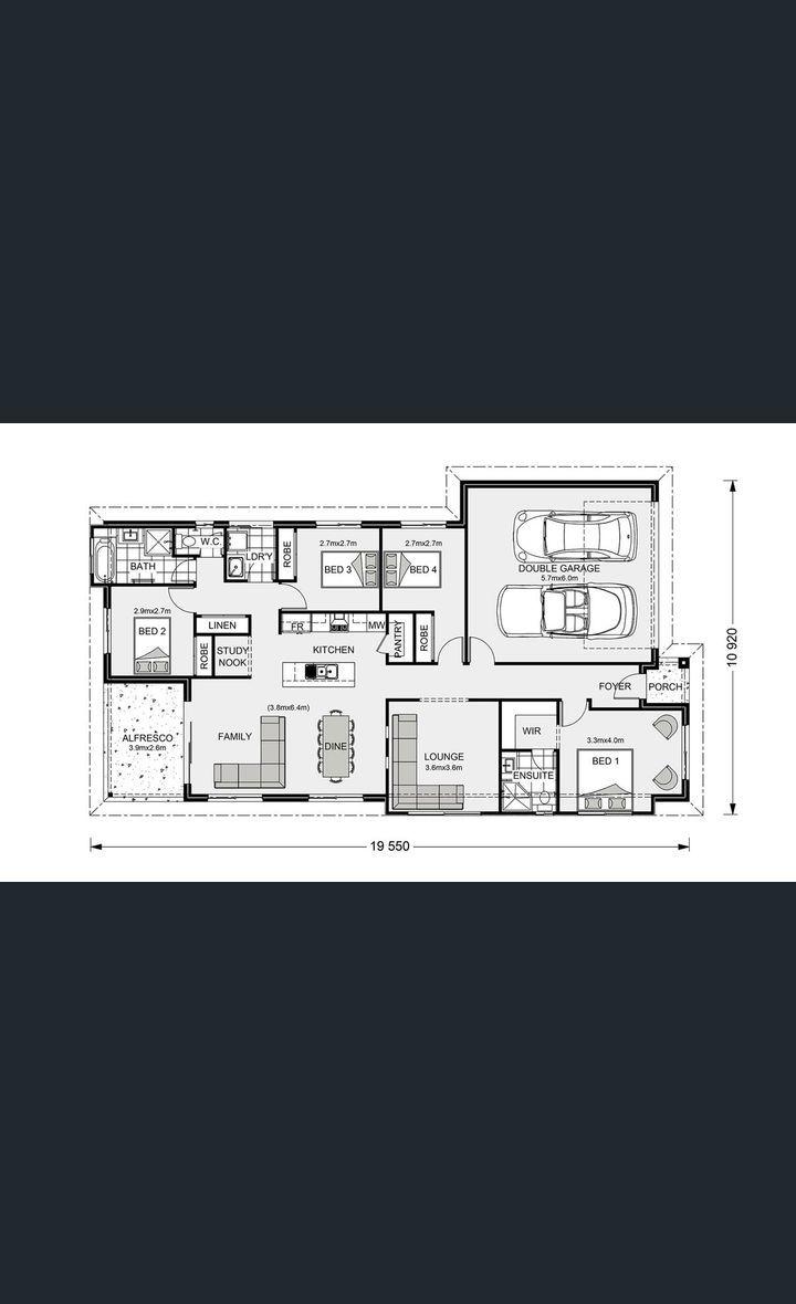 Bridgewater Home Design House Plan By G J Gardner Homes Geelong In 2020 House Design Garage House Plans House Plans