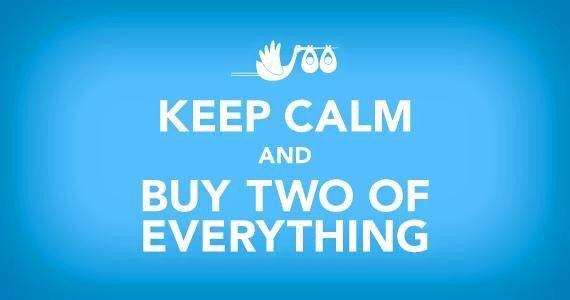 Babykamer Tweeling Ideeen : ... het krijgen van een tweeling = dubbel ...